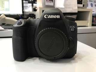 Canon EOS 6D Body SC:5000