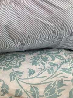 Overruns King size bedsheets