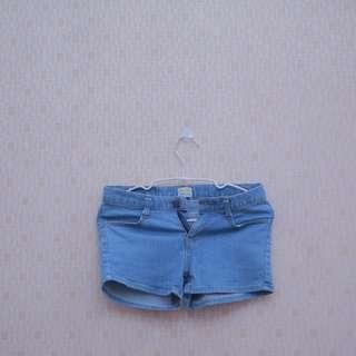 Soft Blue jeans pants