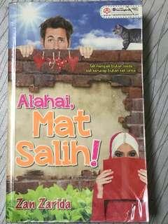 NOVEL - Alahai Mat Salih!