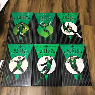 Dc archive edition Green Lantern 1-6