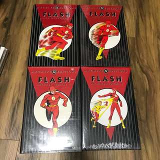 Dc archive editions: The Flash 1-4