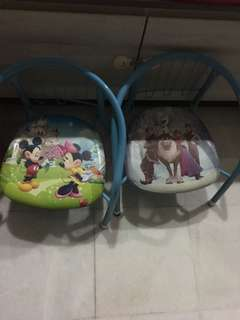 Squeaky kids chair