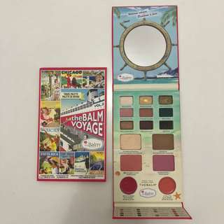 The Balm Voyage Pallete Vol. II