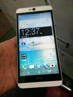 HTC desire 826 Dualsim LTE ex garansi resmi mulus batangan normal jaya