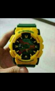 G Shock GA110 Rasta