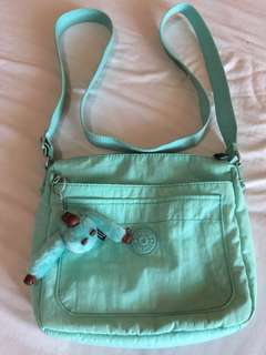 Authentic Kipling Small Sling Bag