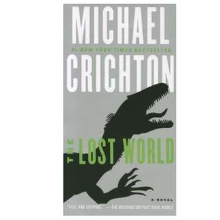 Jurassic Park: The Lost World - Michael Crichton