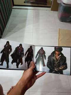 Assassin Creed's Book