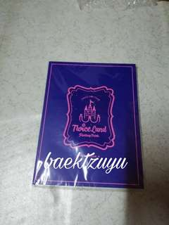 Twice twiceland fantasy park photobook
