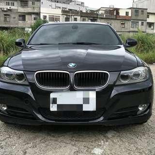2010年BMW320I