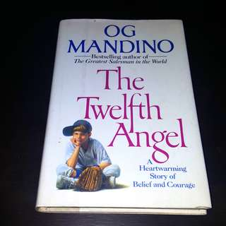 The Twelfth Angel by Og Mandino (Hardbound)