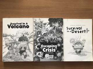 Survival Comic books