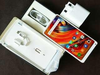 Xiaomi Mi mix 2 white 8/128 bisa kredit tanpa kartu kredit proses cepat bunga rendah