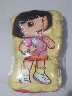 Dora throw pillow
