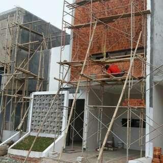 Rumah 2 Lantai di Jakasampurna Kranji Bekasi