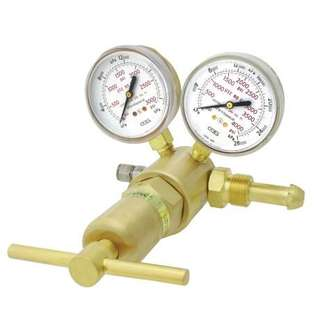 Nitrogen co2 oxygen Acetylene regulator