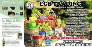 Tamayo's Agro Veggie Products