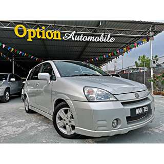SUZUKI LIANA 1.6 CBU IMPORT BARU (AUTO) 1 OWNER CAR KING 2003/05
