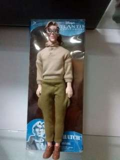 MILO THATCH DOLL Collectible
