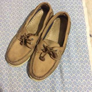 Sperry Oatmeal Topsider