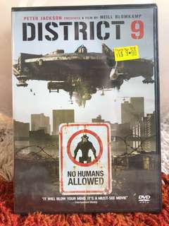 🚚 District 9