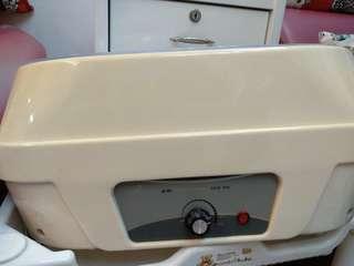 🚚 Paraffin heater