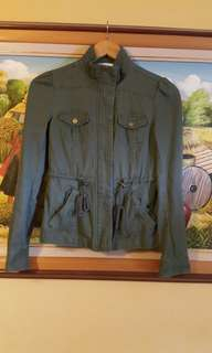 Candies Military Jacket