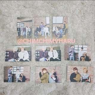 BTS × Mediheal official photocard (All 14PCS)