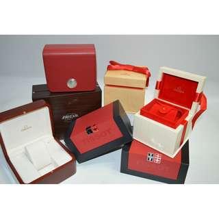 Omega Tissot Enicar 手錶盒