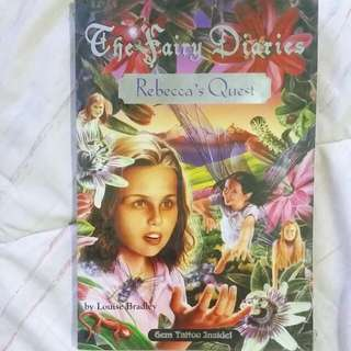 FAIRY DIARIES BOOK