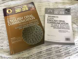 Olevel English Oral Communication Yearly Edition