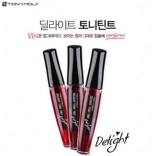 Tony Moly Delight Tony Tint *New Packaging