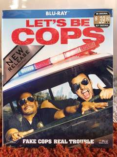 🚚 Let's Be Cops (Blu-ray)