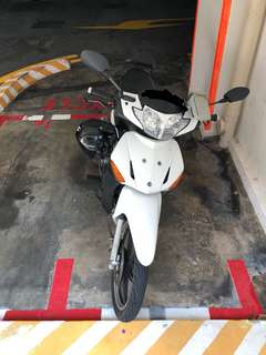 Honda Wave S for sale.