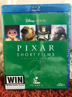 🚚 Pixar Short Films Collection Vol. 2 (Blu-ray)