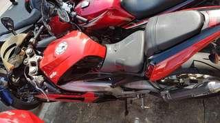 2008 Aprilla rs125 rm4k collect Jb