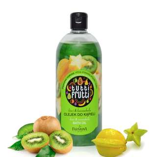 🚚 Tutti Frutti Kiwi & Karambola Bath & Shower Gel