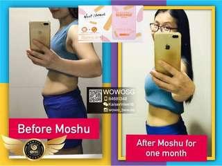 Wowo Moshu Nourishment 1+1