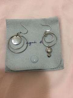 Agnes b 耳環
