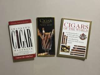 Books of cigars