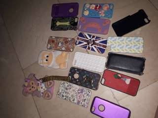 Take all iphone 5 .5s cases