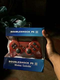 PS3 wireless controller (brand new)