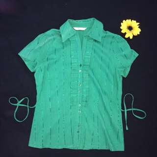 BHS Button-up Blouse