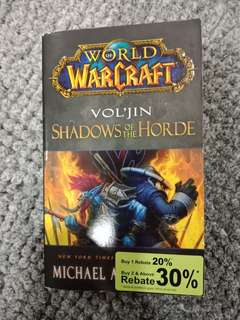 Vol'Jin Shadows of the Horde