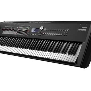 Roland RD-2000 88 Key Stage Piano (1 year warranty)