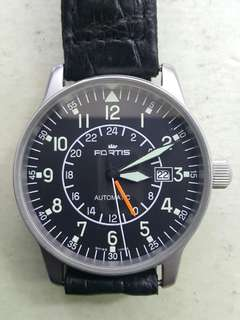 FORTIS  GMT AUTOMATIC