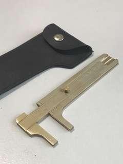 Mini Vernier Caliper (0~8cm)