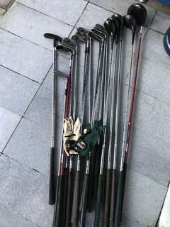 1 set golf Callaway Golf