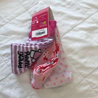 Hello Kitty 3-pack socks from Mothercare